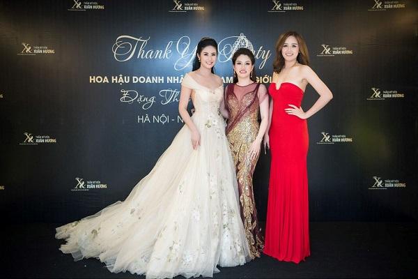 Dàn Hoa hậu, Á hậu Việt lộng lẫy khoe sắc tại sự kiện - Ảnh 5.