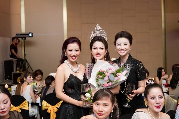 Dàn Hoa hậu, Á hậu Việt lộng lẫy khoe sắc tại sự kiện - Ảnh 7.