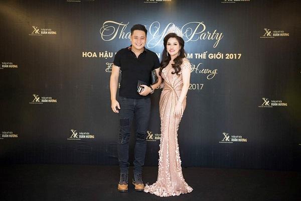 Dàn Hoa hậu, Á hậu Việt lộng lẫy khoe sắc tại sự kiện - Ảnh 12.