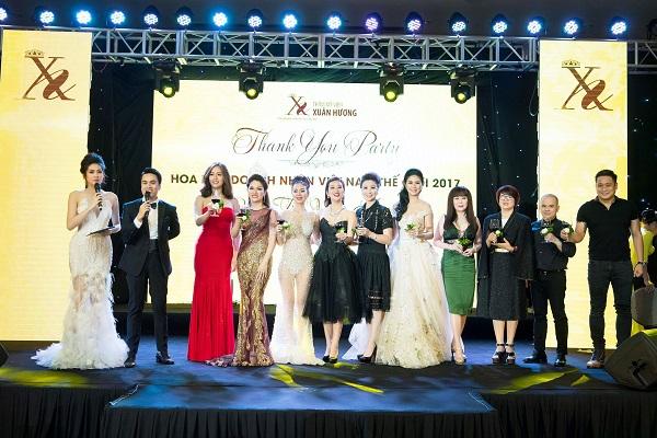 Dàn Hoa hậu, Á hậu Việt lộng lẫy khoe sắc tại sự kiện - Ảnh 14.
