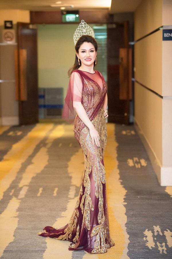 Dàn Hoa hậu, Á hậu Việt lộng lẫy khoe sắc tại sự kiện - Ảnh 15.
