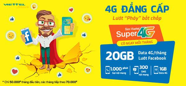 Super 4G – Sim độc quyền của Viettel Store tiếp cận hàng triệu tín đồ Facebook tại Việt Nam - Ảnh 2.