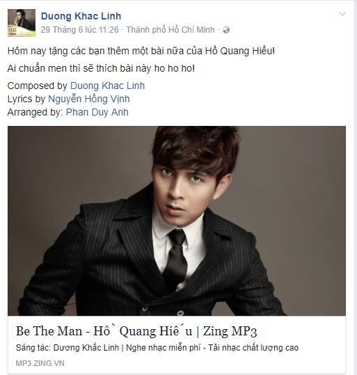 Hit mới của Hồ Quang Hiếu được cover cực ngọt trong Bạn là Ngôi sao - Ảnh 3.