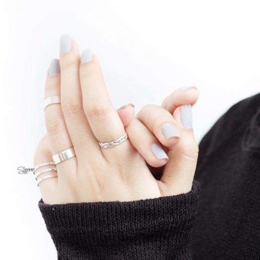 Nữ tính và lôi cuốn với phụ kiện trang sức bạc - Ảnh 9.