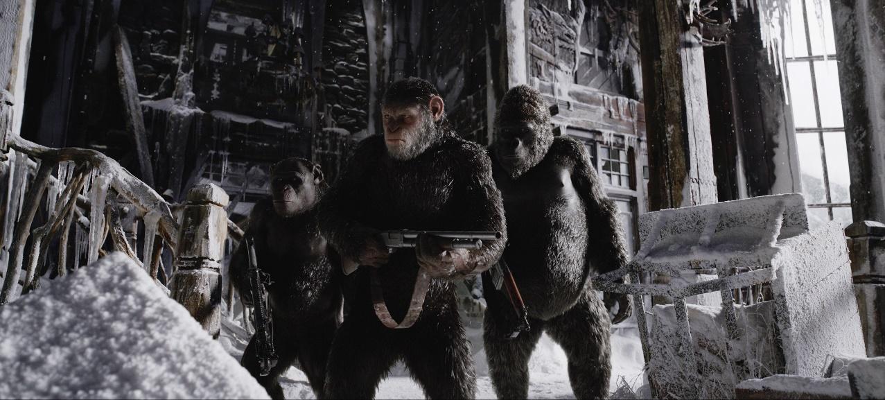 """""""Đại chiến hành tinh khỉ"""" – Cái kết mãn nhãn và xúc động cho loạt phim bom tấn """"The Apes"""" - Ảnh 4."""
