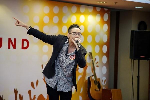 Miu Lê và Chi Pu cười sảng khoái trên ghế nóng V-Idols - Ảnh 7.
