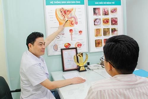 Khám bệnh với bác sĩ theo yêu cầu: Dịch vụ thiết thực tại phòng khám Thăng Long - Ảnh 2.