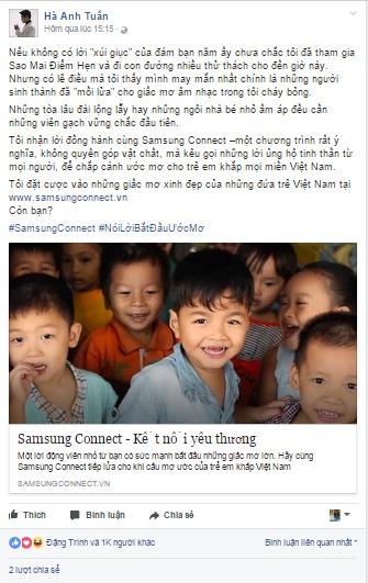 Sao Việt đồng loạt tham gia trào lưu Nói lời bắt đầu ước mơ - Ảnh 11.
