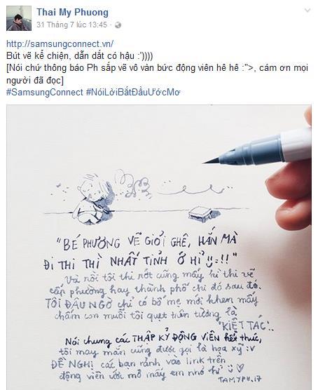 Sao Việt đồng loạt tham gia trào lưu Nói lời bắt đầu ước mơ - Ảnh 13.