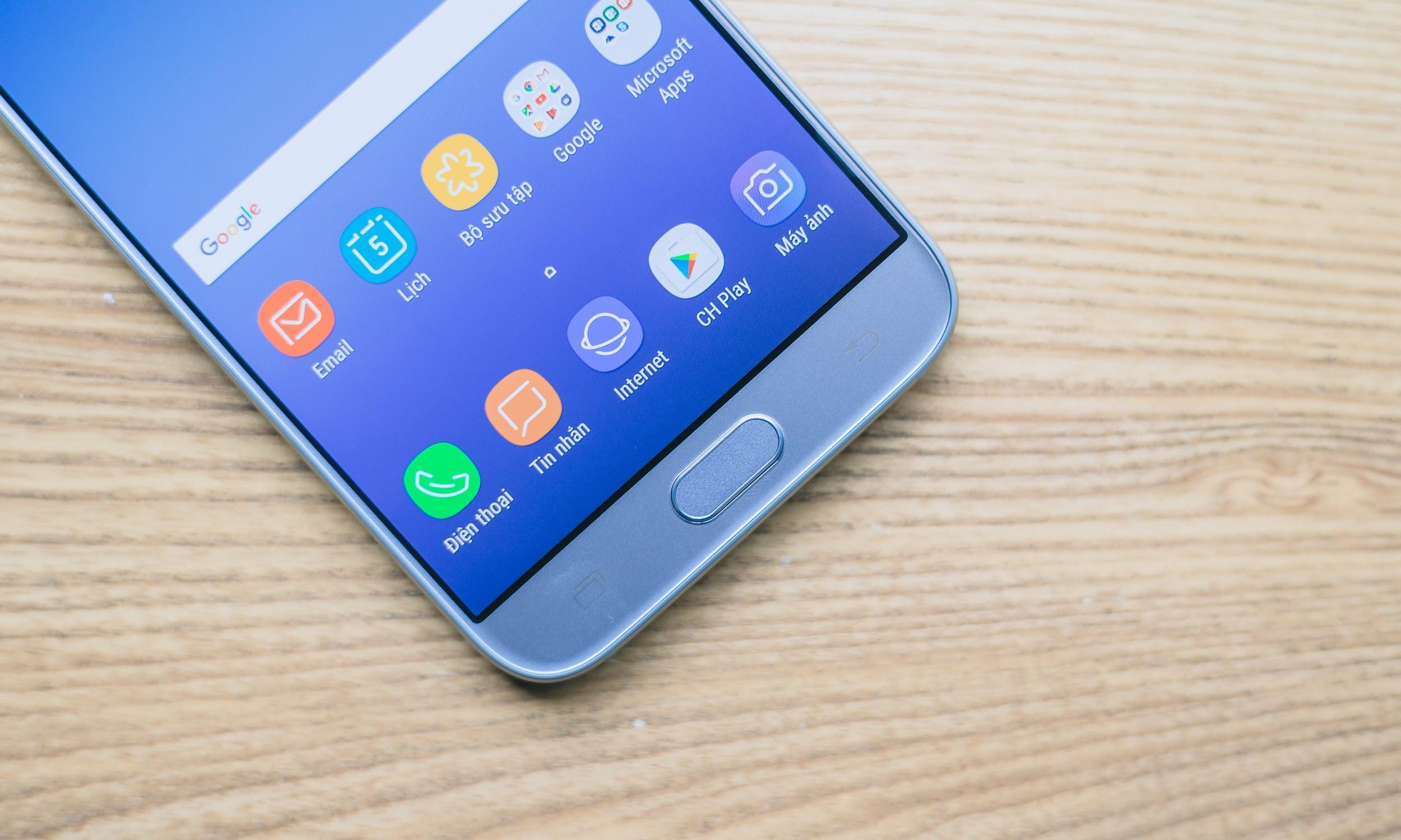 Một tuần trải nghiệm khó quên với Galaxy J7 Pro - Ảnh 2.