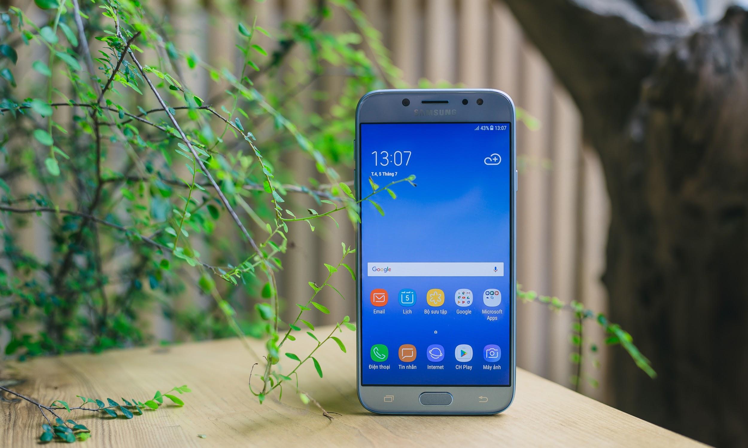 Một tuần trải nghiệm khó quên với Galaxy J7 Pro - Ảnh 6.