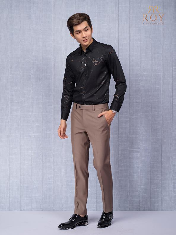 Bộ sưu tập thời trang phong cách Hàn Quốc dành cho phái mạnh - Ảnh 3.