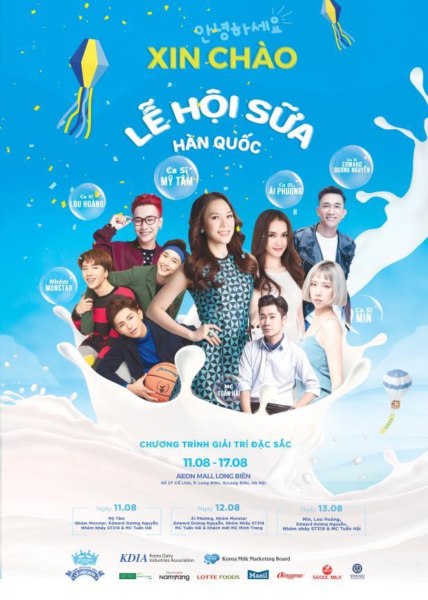 Mỹ Tâm, Min sẽ cùng xuất hiện tại sự kiện đậm chất Kpop tại Hà Nội - Ảnh 1.