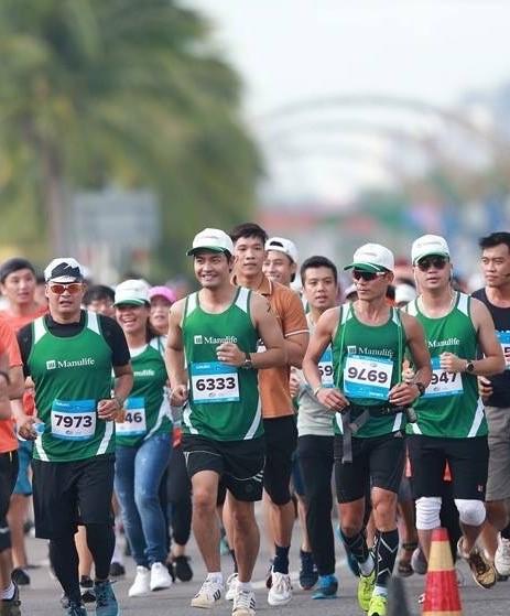 Cảm xúc trải dài cùng những bước chân trên đường chạy Marathon Quốc tế Đà Nẵng 2017 - Ảnh 7.