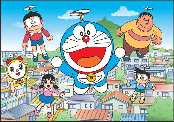Phim hoạt hình Doraemon lần đầu được cấp bản quyền phát hành trên YouTube - Ảnh 5.