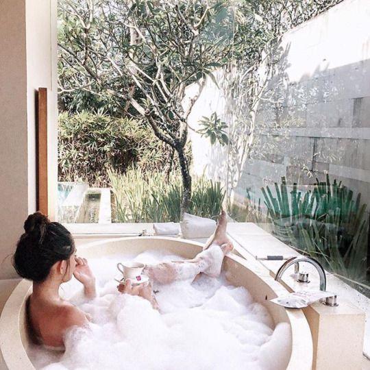 Tuyệt chiêu thư giãn trong phòng tắm mà mọi cô gái nên thử - Ảnh 5.