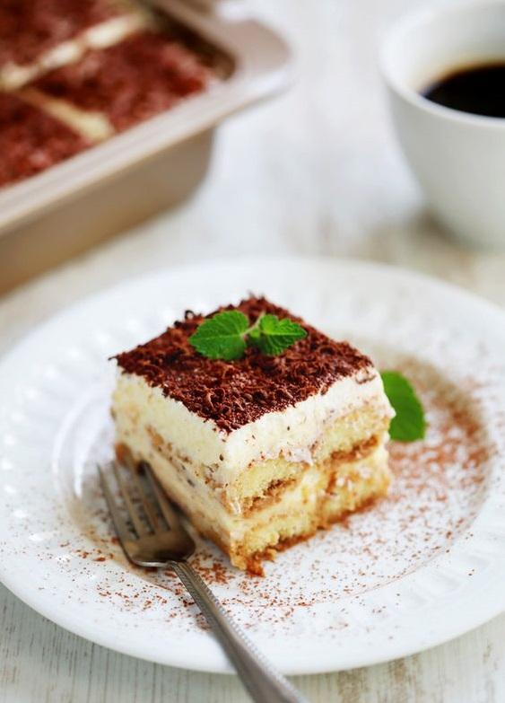 Phải lòng những món tráng miệng kiểu Ý - Ảnh 3.