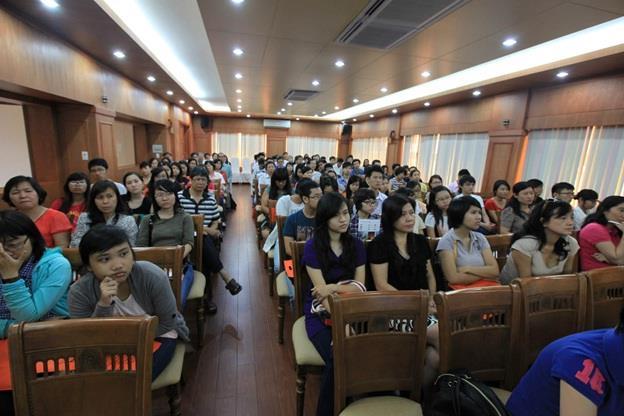 """""""Săn"""" học bổng 100% tại hội thảo du học lớn nhất năm 2017 của Edulinks - Ảnh 1."""