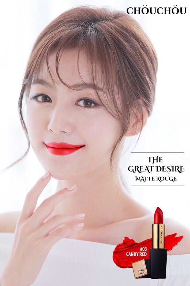 Phái đẹp đổ gục trước son Chou Chou Desire - Xứng đáng điểm 10 tuyệt đối - Ảnh 7.