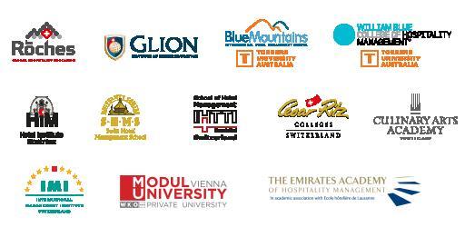 Triển lãm du học chuyên ngành Quản trị Khách sạn, Du lịch và Sự kiện - Ảnh 1.