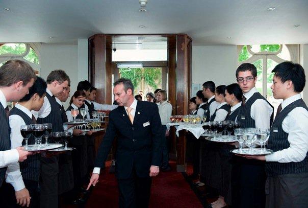 Triển lãm du học chuyên ngành Quản trị Khách sạn, Du lịch và Sự kiện - Ảnh 2.