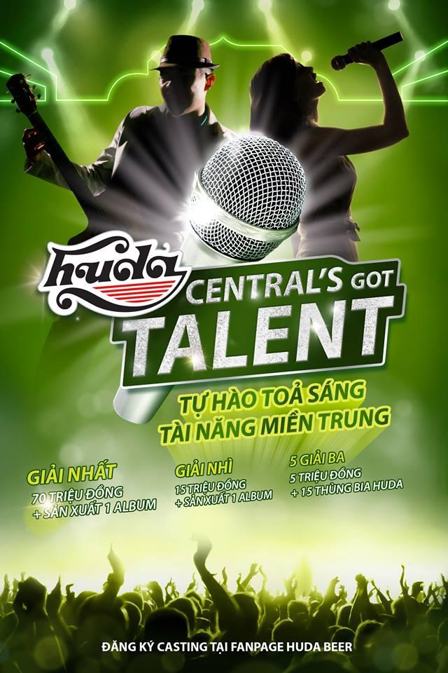 Giới trẻ miền Trung không thể ngồi yên bởi sự trở lại của Huda Central's Got Talent - Ảnh 2.