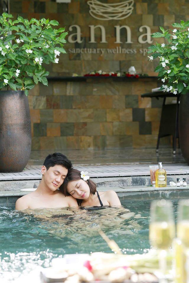 Bỏng mắt với hồ bơi sang chảnh được giới trẻ Sài Gòn cực thích - Ảnh 10.