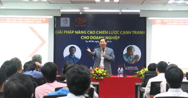 KIDO với mục tiêu chiếm vị trí số 1 trên thị trường dầu ăn Việt Nam