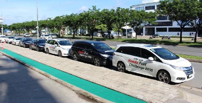 Ấn tượng với mức tiêu hao nhiên liệu của Honda Odyssey và Honda Accord