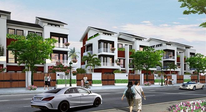 Sức hút biệt thự, nhà phố nội đô Thành phố Hà Nội