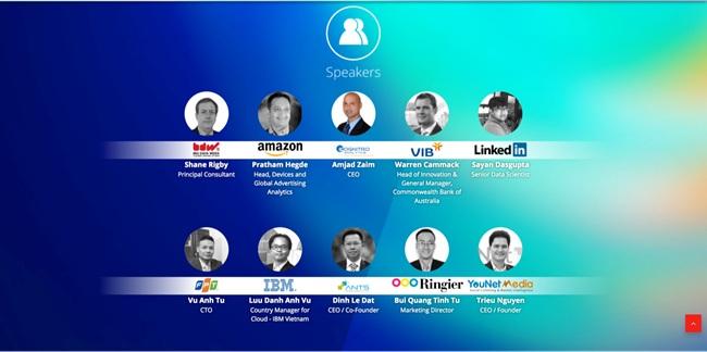 Amjad Chuyên gia BigData hàng đầu thế giới đến VN dự diễn đàn Big Data Innovation Summit 2016