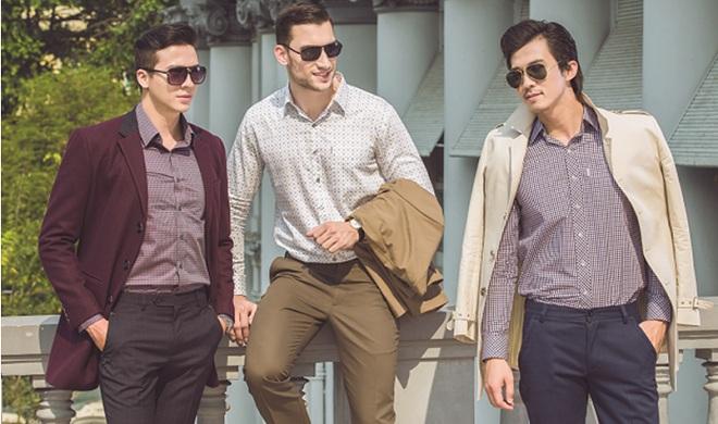 Thị trường thời trang công sở nam: Khi doanh nghiệp Việt trỗi dậy