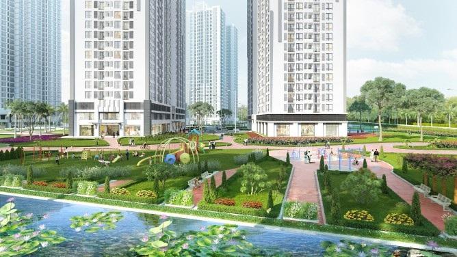 Quà tặng lên đến gần 200 triệu đồng cho khách hàng mua căn góc toà Park 6 Park Hill Vinhomes Times City