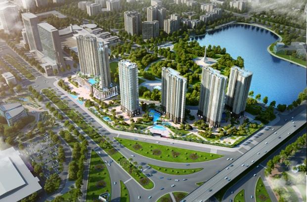 D'.Capitale – Trung tâm trong lòng Hà Nội