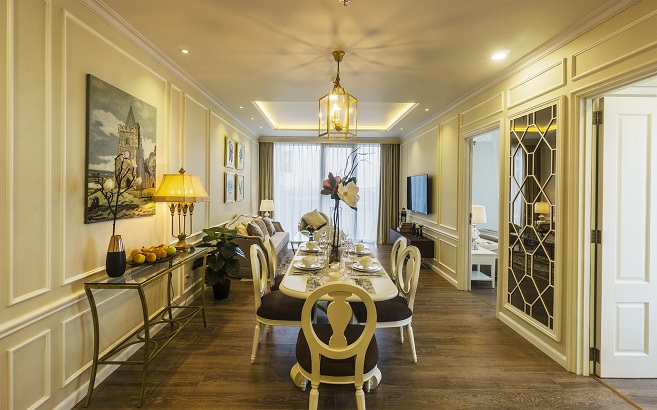 Dự án Artemis mở bán những căn hộ đẹp nhất của dự án