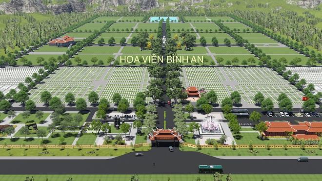 Chính thức ra mắt Hoa Viên Bình An - công viên nghĩa trang cao cấp tại Đồng Nai