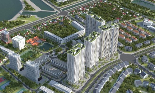 Dự án bất động sản xanh, không chỉ cần nhiều cây