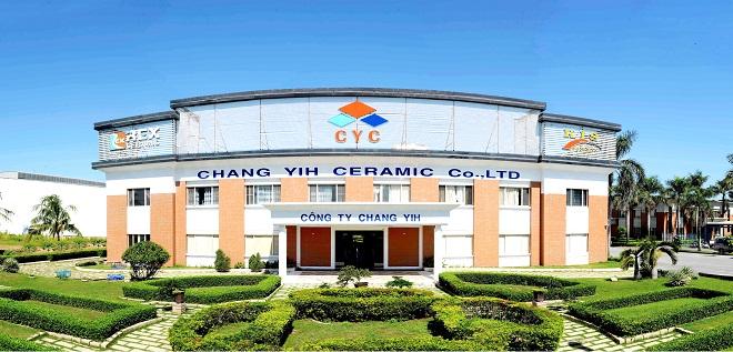 Gạch men Chang Yih mạnh dạn đầu tư, tự tin khẳng định thương hiệu