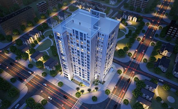 Cơ hội sở hữu 40 căn hộ đẹp cuối cùng dự án South Building