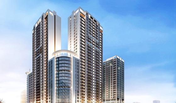 Thăm quan căn hộ mẫu Sun Square cùng ưu đãi lên tới 330 triệu đồng
