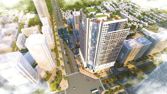 Ưu đãi lên đến 5,5% khi mua căn hộ tại Dự án Golden Field