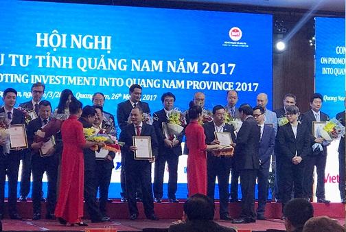 Đất Xanh đầu tư hơn 4.600 tỷ đồng phát triển dự án tại Quảng Nam