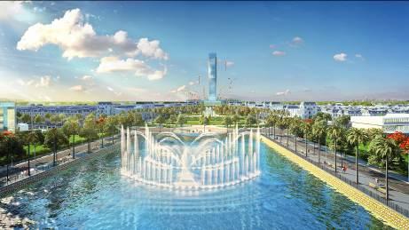 Vinschool Hải Phòng sẽ được xây dựng tại tiểu khu The Paris thuộc dự án Vinhomes Imperia.