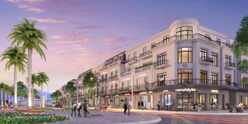 Vinhomes Dragon Bay vừa là nơi sống lý tưởng và cũng hứa hẹn mang lại môi trường kinh doanh sầm uất.