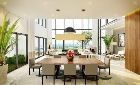 Từng chi tiết thiết kế và hoàn thiện tại Gateway Thao Dien đều được trau chuốt tinh tế và chu đáo (Ảnh phối cảnh).