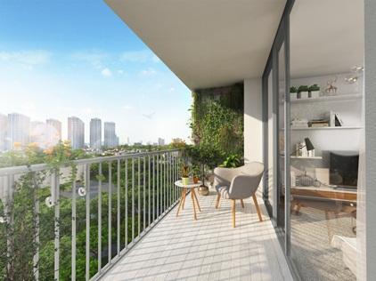 Mỗi căn hộ tại T&T Riverview đều được tính toán kỹ lưỡng về diện tích sử dụng, không gian thiết kế, ánh sáng tự nhiên cùng tầm nhìn cảnh quan. Diện tích các căn hộ rất linh hoạt, dao động từ 50 – 113 m2, có 1 – 3 phòng ngủ để phù hợp với nhu cầu đa dạng của người dân đô thị.
