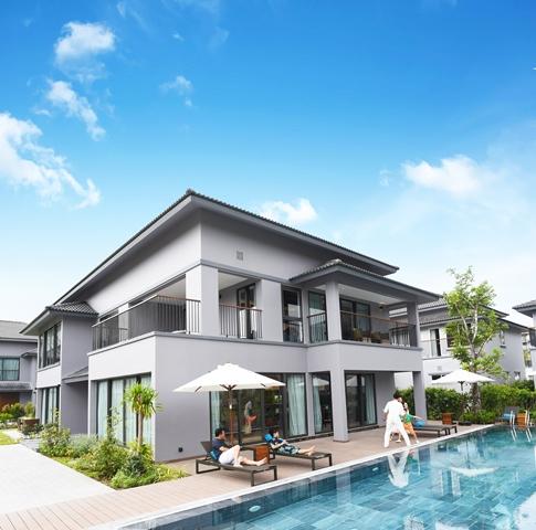 Chất lượng xây dựng, thiết kế, nội thất, dịch vụ và tiện ích của Novotel Villas đều thỏa mãn tiêu chuẩn khắt khe do Accor đặt ra.