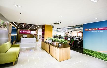 """Khám phá văn phòng """"đẹp như mơ"""" của Concung.com"""