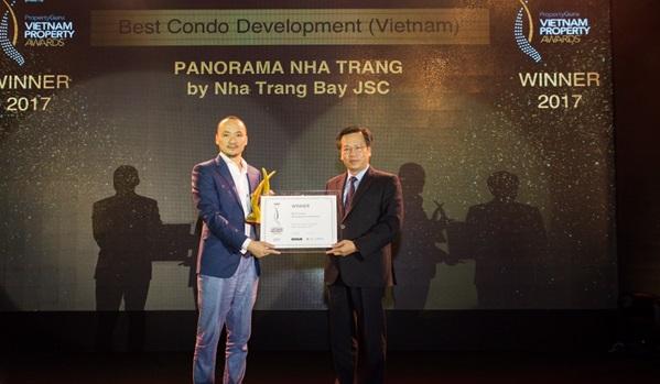 Panorama Nha Trang nhận 4 giải thưởng