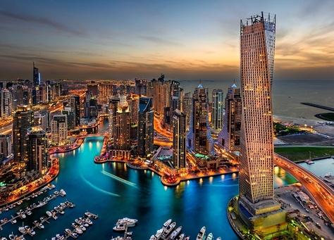 Dubai - Manhattan của Trung Đông.